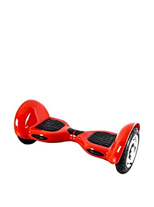 BALANCE RIDERS Skateboard Elettrico Hoverboard S10 Rosso