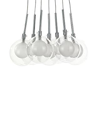 Tomasucci Lámpara De Suspensión Spheres Transparente/Metálico