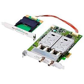 【クリックで詳細表示】PIXELA PCI接続 地上/BS/CS 110度 3波Wキャプチャーボード PIX-DT090-PE0