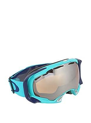 Oakley Máscara de Esquí Splice Turquesa