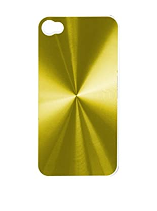 imperii Carcasa Relief Bright Iphone 4 / 4S Dorado