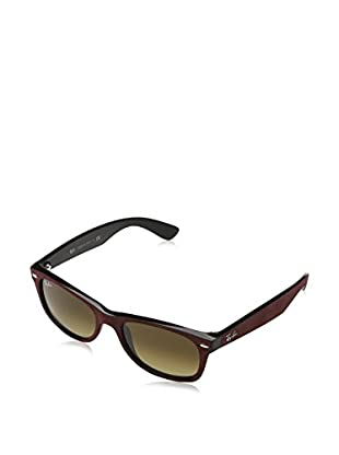 Ray-Ban Gafas de Sol New Wayfarer (55 mm) Burdeos