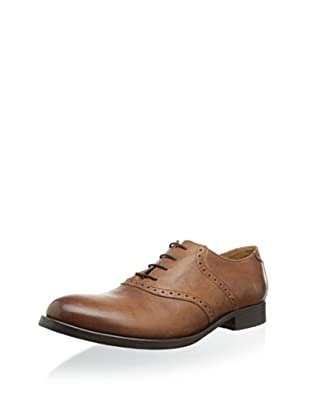 Modern Fiction Men's Casual Oxford (Cognac)