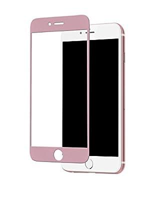 UNOTEC Schutzfolie Full Cover iPhone 7 rosa