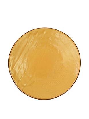 Novità Home Set Plato De Fruta 4 Piezas Color Amarillo