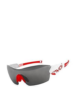 JOLLYWEAR Gafas de Sol Ak Alexander Kristoff (135 mm) Blanco / Rojo