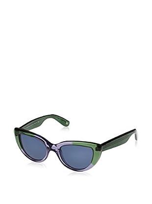 Bottega Veneta Gafas de Sol B.V.269/S (49 mm) Azul / Verde
