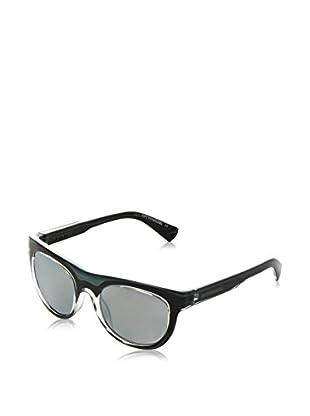 Diesel Gafas de Sol Dl Fiftyfive 0001/S 52 98C (52 mm) Negro