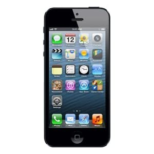 Apple iPhone 5 (Black, 32GB)