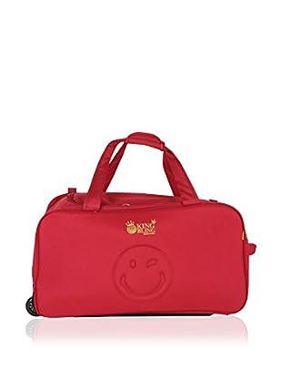 SMILEY Trolley Tasche    30  cm