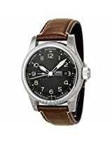 Oris Big Crown Small Second Pointer Day Automatic Black Dial Mens Watch 745-7629-4064Ls