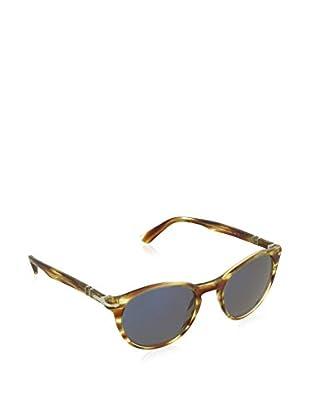 Persol Gafas de Sol Mod. 3152S 904356 (49 mm) Marrón / Amarillo