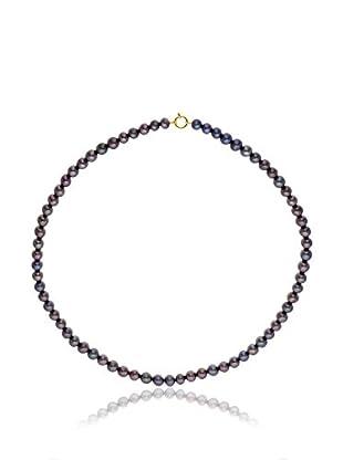 Compagnie générale des perles Collana Nero
