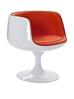 Modway Cup Dining Arm Chair (Orange)