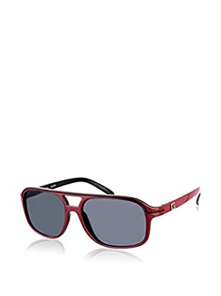 Guess Occhiali da sole Kids T209-BLKRD3 (53 mm) Rosso/Nero