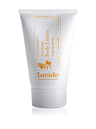 Lavido Körpercreme Aromatic 120 ml, Preis/100 ml: 12.45 EUR