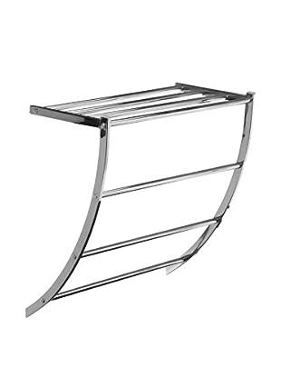 Premier Housewares Handtuchhalter 9916044 metallic