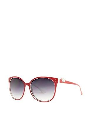Moschino Sonnenbrille 68103S (59.00 mm) rot/weiß