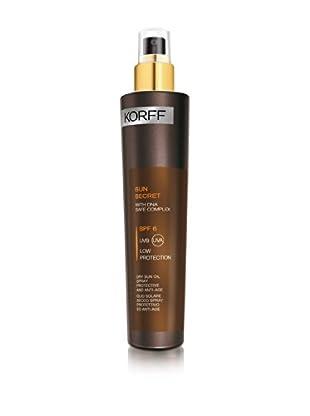 KORFF MILANO Öl-Spray SPF 6 125 ml, Preis/100ml: 12,76 EUR