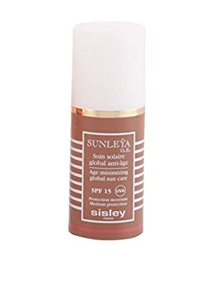 SISLEY Protector Solar Facial Sunleya Global Anti-Age 15 SPF 50.0 ml Único