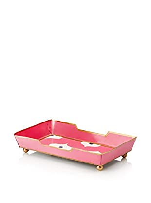 Jayes Sloane Guest Towel Tray, Pink