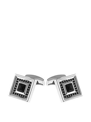 Tateossian Manschettenknopf CUF0781 Sterling-Silber 925