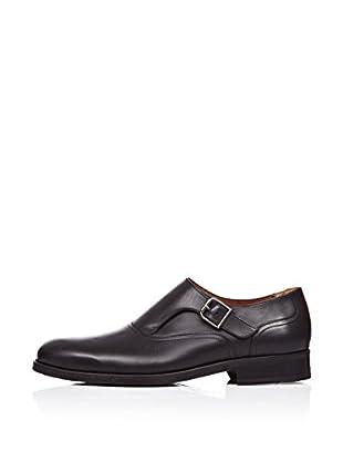 Rooster League Zapatos Monkstrap Hebilla