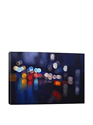 Philip Barlow Gallery Early On Strand Wrapped Canvas Print