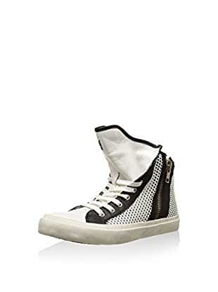Crime London Hightop Sneaker 21151S15