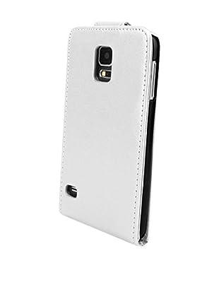 Funda Vertical Samsung Galaxy S5 Blanca Blanco