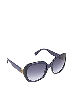 Fendi Occhiali da sole 0047/S JJMJH (57 mm) Blu Navy