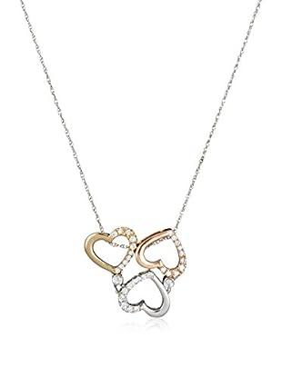 BENTELLI Collar Oro / Oro Blanco / Oro Rosa