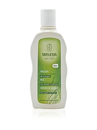 Weleda Haarshampoo 3er Set Weizenkeim 570 ml, Preis/100 ml: 4.55 EUR