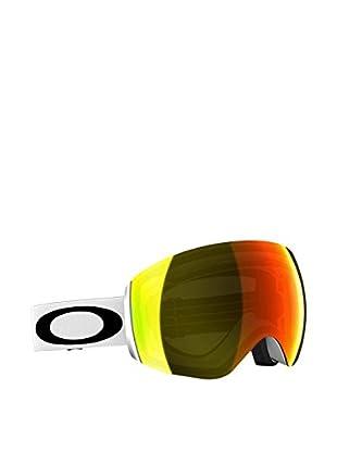 OAKLEY Skibrille 7050 weiß