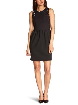 Vero Moda Vestido Savannah (Negro)