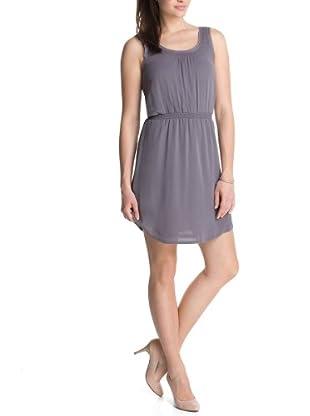 ESPRIT Vestido Nina (Gris)