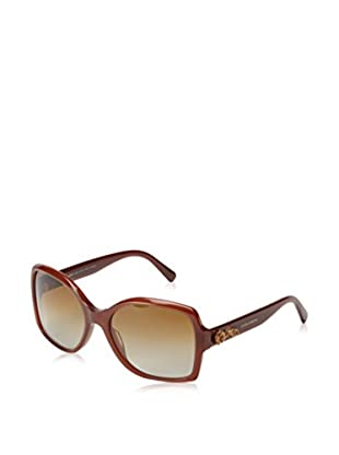Dolce & Gabbana Gafas de Sol Polarized 4168 2682T5 (58 mm) Marrón