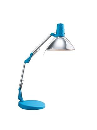Massive Tischlampe Ewan Table  Blue 1X40W 230V