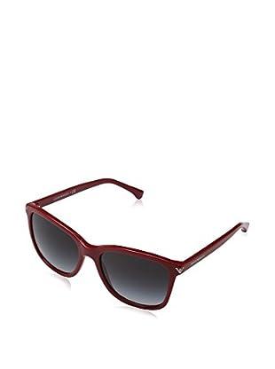 EMPORIO ARMANI Gafas de Sol 4060 54568G-54568G (56 mm) Rojo
