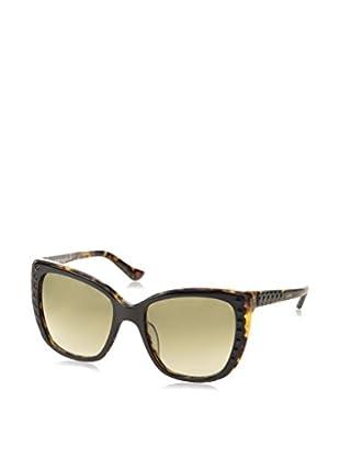 Moschino Gafas de Sol 766S-02 (58 mm) Negro