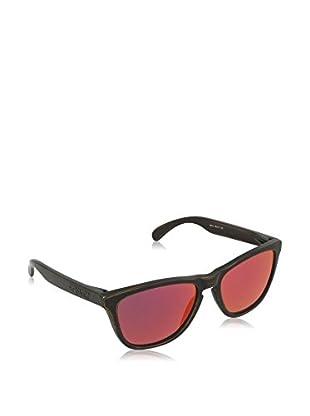 Oakley Sonnenbrille Mod. 9013 24-414 (55 mm) braun