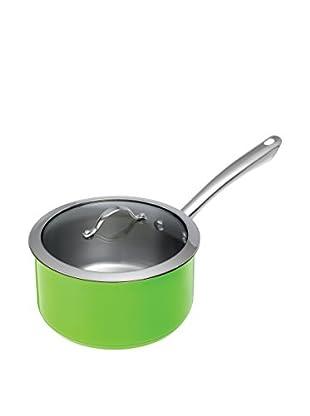 Kuhn Rikon Stielkasserolle Colori® 3.5 l/⌀ 20 cm grün