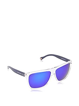 Hugo Orange Sonnenbrille BO0082-S-CZW-58 (58 mm) transparent/marine