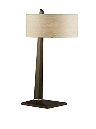 Nova Lighting Tilt Table Lamp, Brown