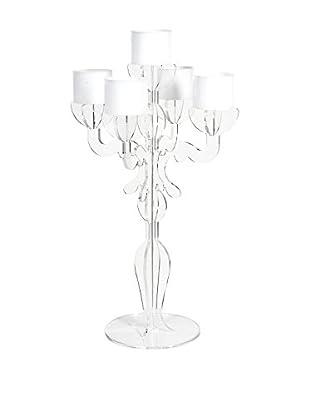 Iplex Design Kerzenständer Vittoriale Big transparent