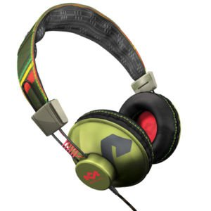 ヘッドホン おしゃれ House of Marley Positive Vibration Roots MRL-EM-JH010-RTをおすすめ