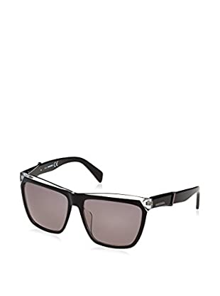 Diesel Gafas de Sol Dl0128 (61 mm) Negro