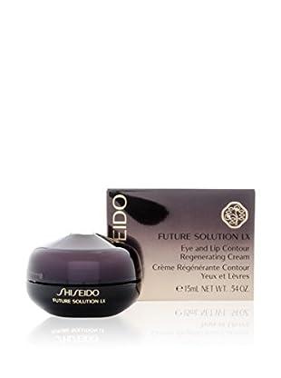 SHISEIDO Contorno Ojos y Labios Regenerante Solución Futuro Lx 15 ml Único