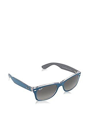 Ray-Ban Gafas de Sol New Wayfarer 2132-619171 (52 mm) Azul