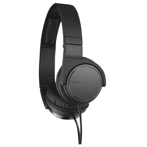 JVC HA-S500 BLACKの写真01。おしゃれなヘッドホンをおすすめ-HEADMAN(ヘッドマン)-